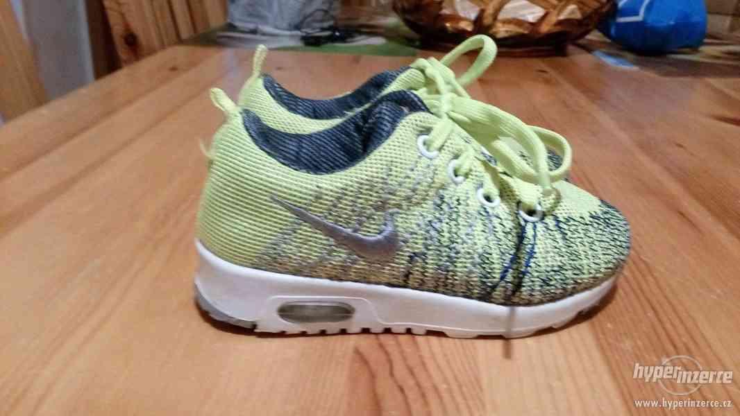 Dětské boty Nike vel 22 - foto 1