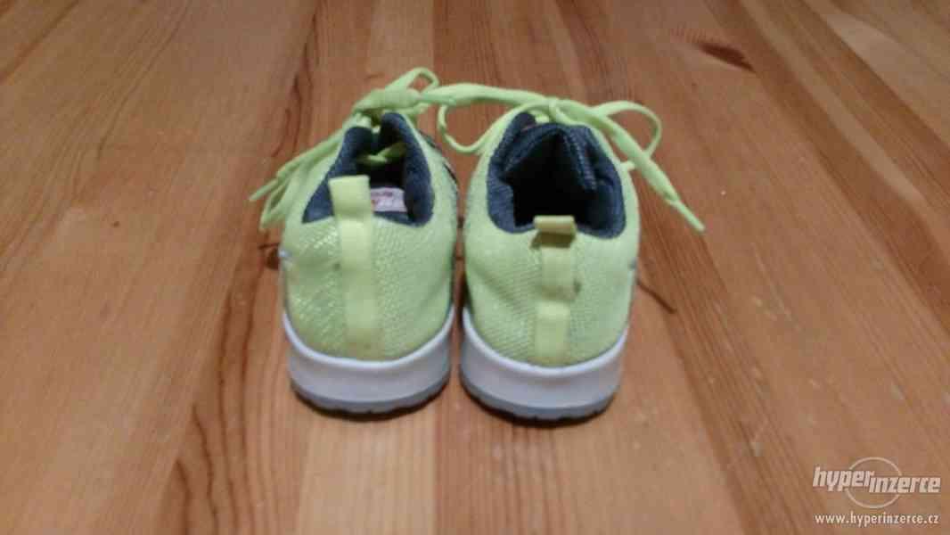 Dětské boty Nike vel 22 - foto 4