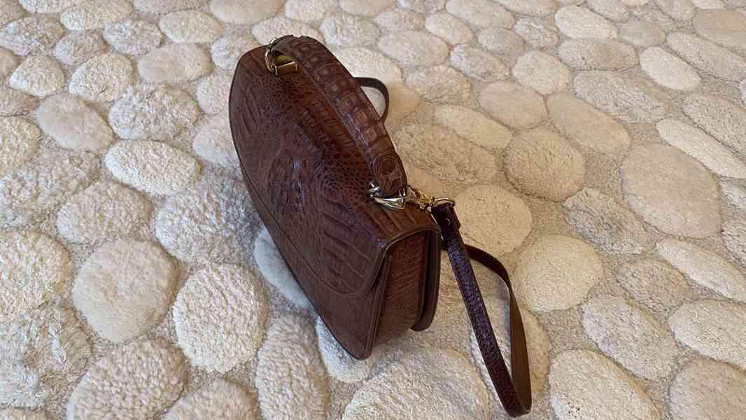 kabelka z krokodýlí kůže - foto 3