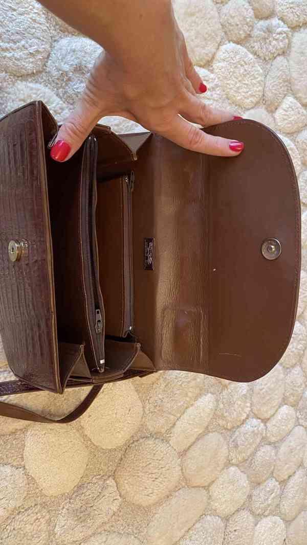 kabelka z krokodýlí kůže - foto 4