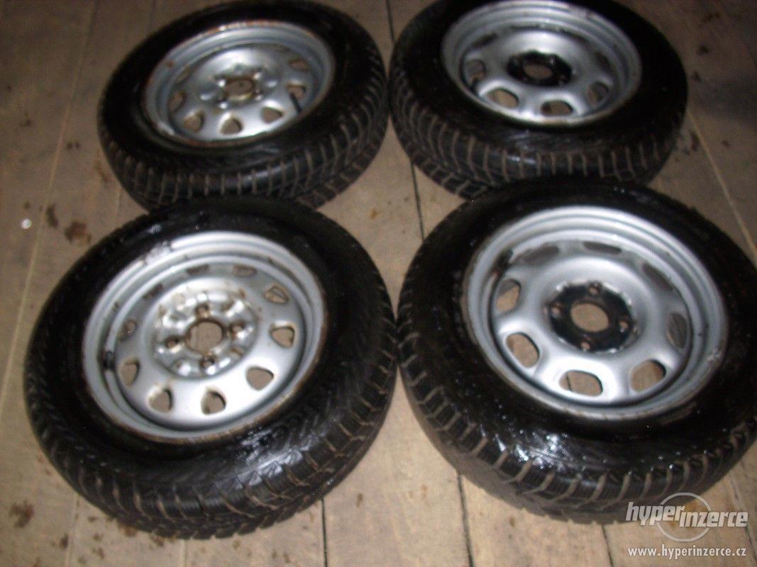 zimní pneu 165-70-13R - foto 1