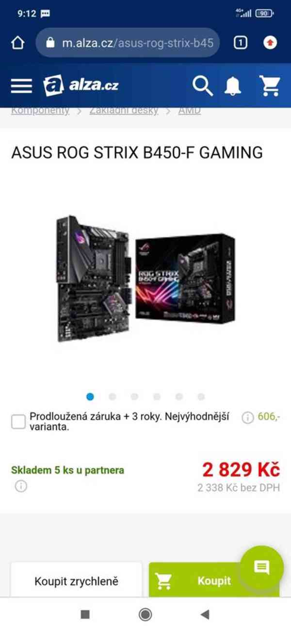 Herní PC AMD Ryzen 5 - foto 7