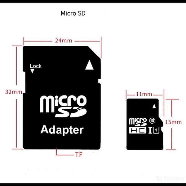 Paměťové karty micro SDXC 1024 GB - foto 4