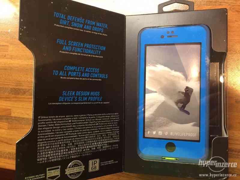 Ochranné pouzdro Lifeproof na Iphone