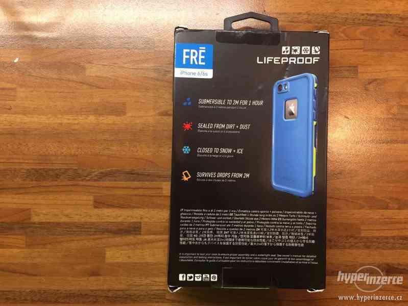 Ochranné pouzdro Lifeproof na Iphone - foto 3