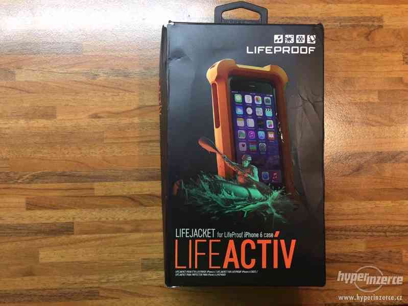 Ochranné pouzdro Lifeproof na Iphone - foto 7