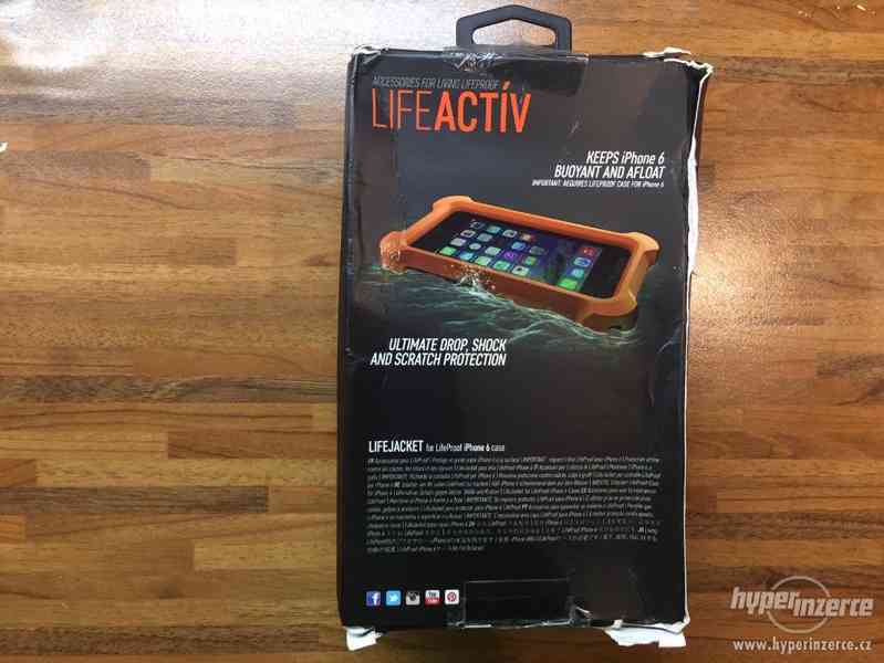Ochranné pouzdro Lifeproof na Iphone - foto 8