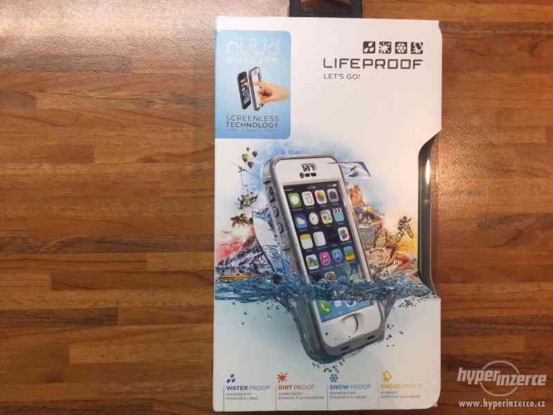 Ochranné pouzdro Lifeproof na Iphone - foto 9