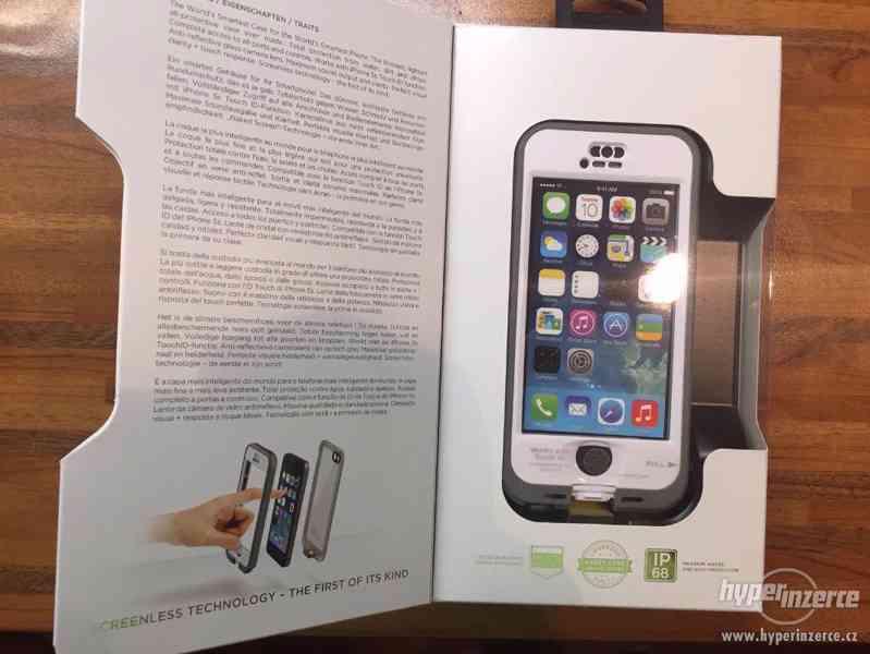 Ochranné pouzdro Lifeproof na Iphone - foto 10