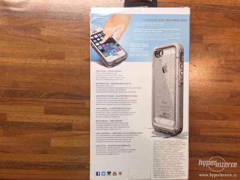 Ochranné pouzdro Lifeproof na Iphone - foto 11