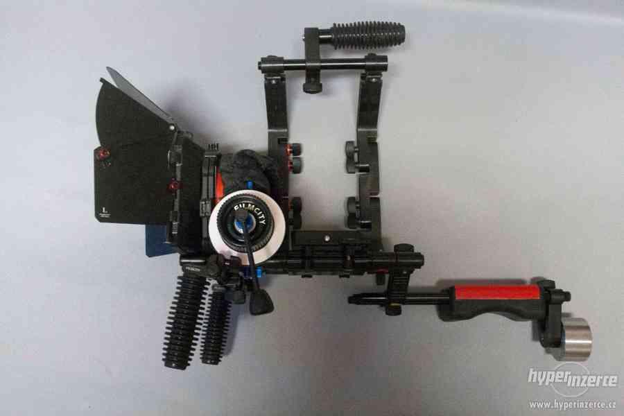 Kamerový rig FilmCity 03 - foto 4