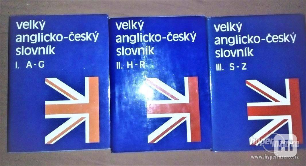 Slovníky,učebic. pro samouky, +další jazykové knihy - LEVVNĚ