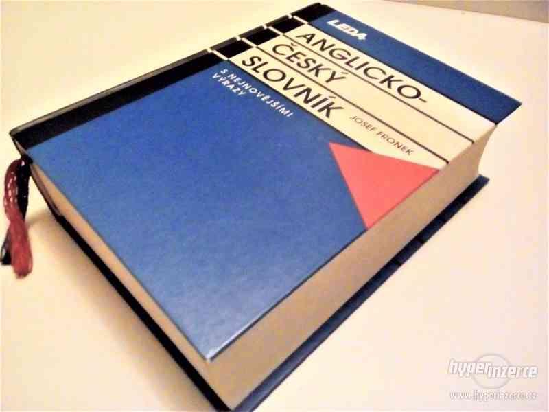 Slovníky,učebic. pro samouky, +další jazykové knihy - LEVVNĚ - foto 2