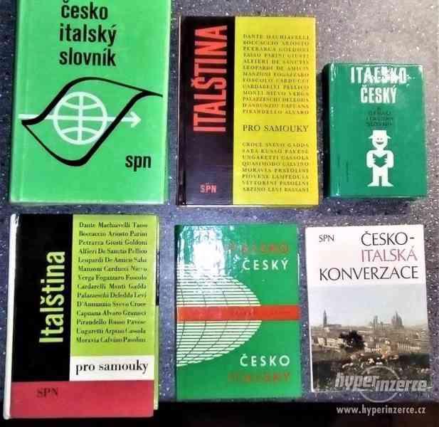 Slovníky,učebic. pro samouky, +další jazykové knihy - LEVVNĚ - foto 8