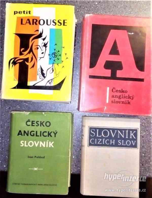 Slovníky,učebic. pro samouky, +další jazykové knihy - LEVVNĚ - foto 9