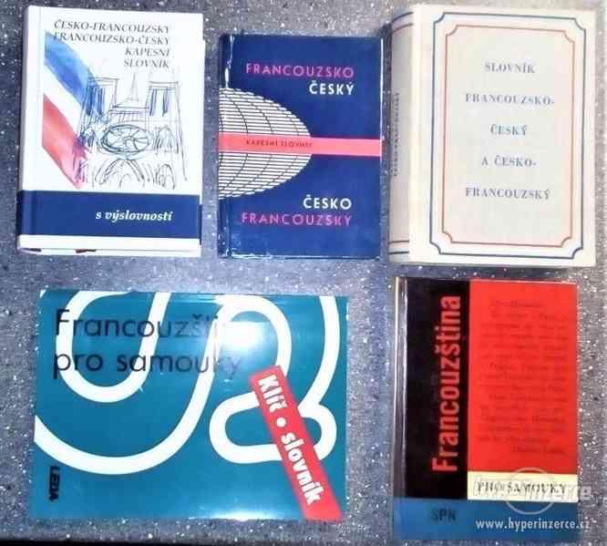 Slovníky,učebic. pro samouky, +další jazykové knihy - LEVVNĚ - foto 10