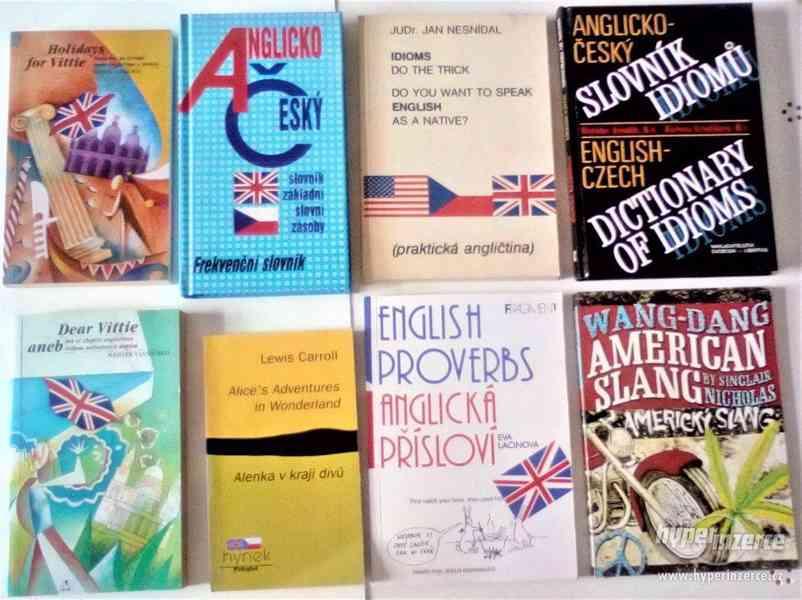 Slovníky,učebic. pro samouky, +další jazykové knihy - LEVVNĚ - foto 13