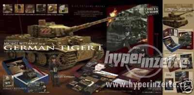 GERMAN TIGER I  M. Wittmann (Forces of Valor) 1:16 - foto 1