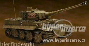 GERMAN TIGER I  M. Wittmann (Forces of Valor) 1:16 - foto 3