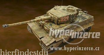 GERMAN TIGER I  M. Wittmann (Forces of Valor) 1:16 - foto 4