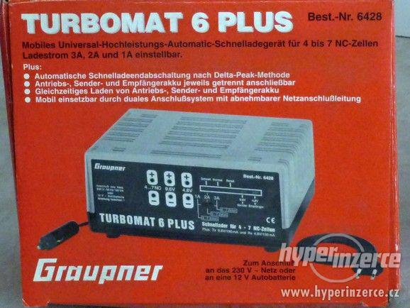 Graupner Turbomat 6 PLUS