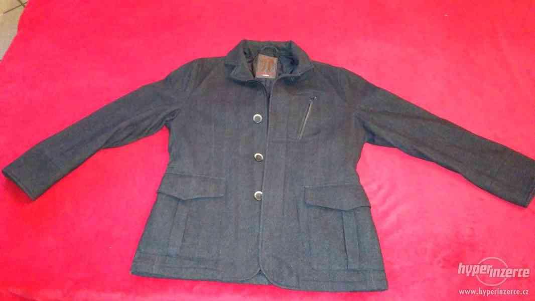 Pánský zimní kabát ADHOC