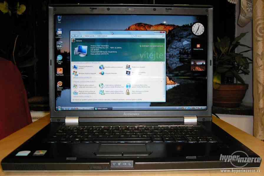 Pěkný výkonný Lenovo 3000 N200 2x2000GHz/3GB/250GB/15,4 - foto 1