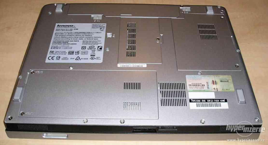 Pěkný výkonný Lenovo 3000 N200 2x2000GHz/3GB/250GB/15,4 - foto 8