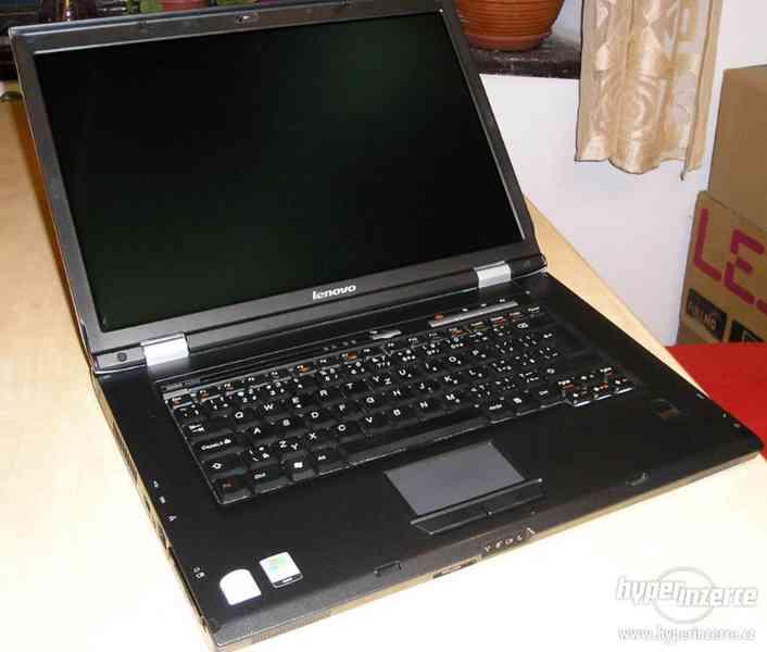 Pěkný výkonný Lenovo 3000 N200 2x2000GHz/3GB/250GB/15,4 - foto 9