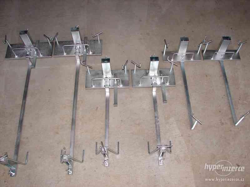 vyrovnavací souprava nivelační souprava zakladací vozík - foto 2