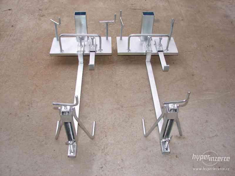 vyrovnavací souprava nivelační souprava zakladací vozík - foto 4