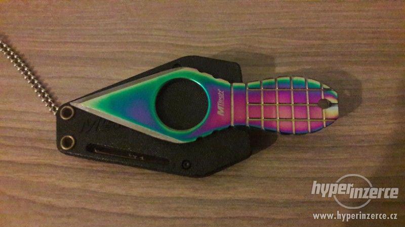 Prodám vrhací nůž MTECH - foto 1