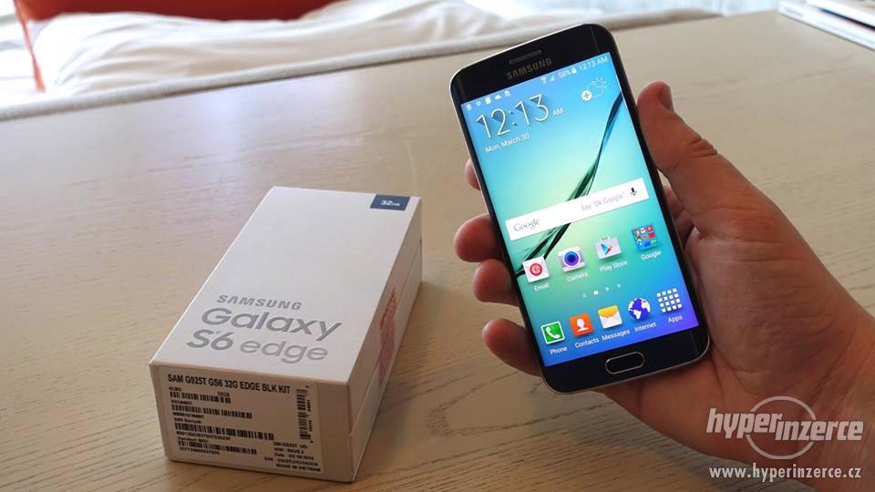 Nový Samsung Galaxy S6 EDGE Odemčený