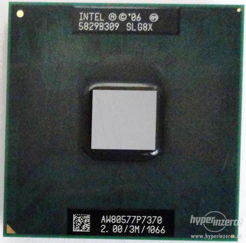 Procesor - Intel Core 2 Duo Mobile P 7370 - foto 1