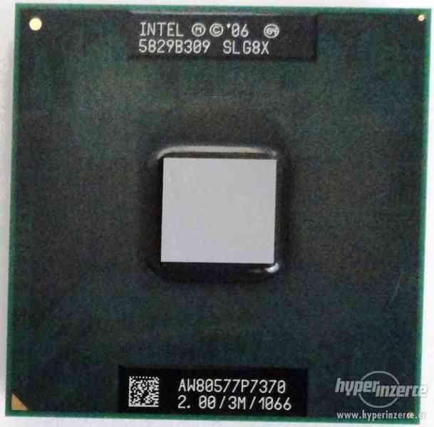 Procesor - Intel Core 2 Duo Mobile P 7370