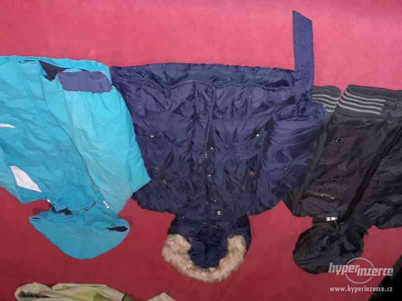 velký balík chlapeckého oblečení.vel.104-116
