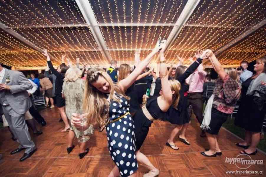 Hudba na svatby, oslavy