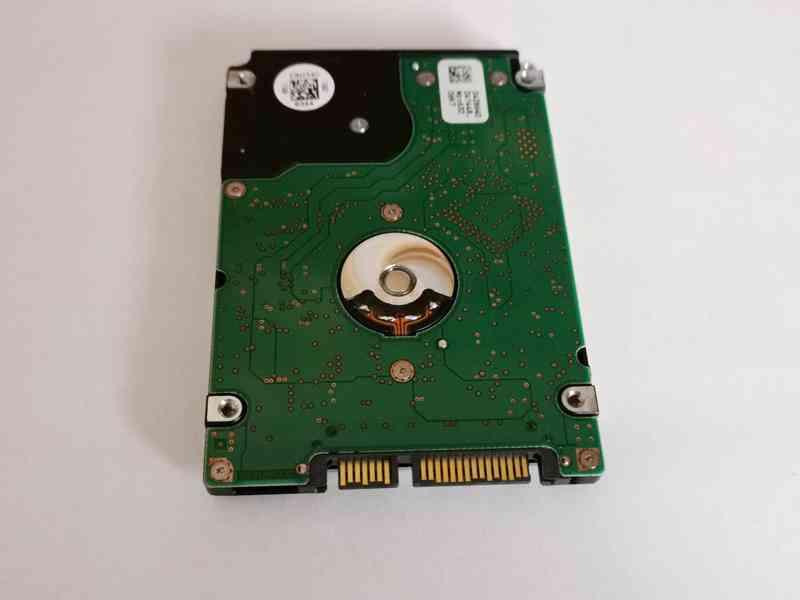 HDD Hitachi 100GB SATA 2,5 pevný disk pro notebook - foto 2
