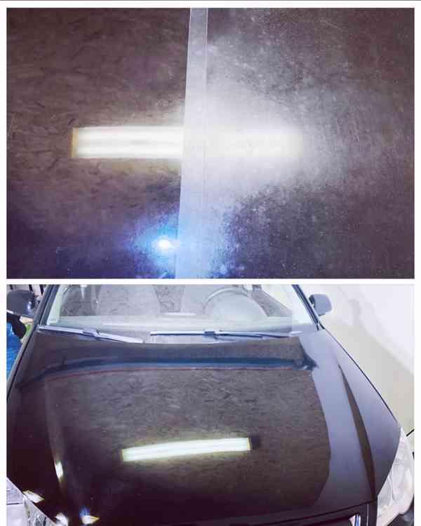 Mytí vozu, renovace laku - foto 4