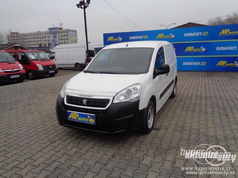 Prodej užitkového vozu Peugeot Partner