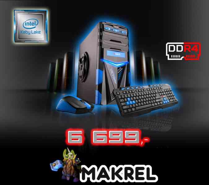 Intel G3930,4GB DDR4,1TB HDD,1GB - foto 1