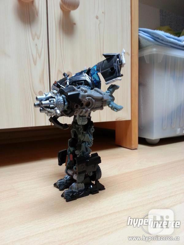 Transformers, autoboty