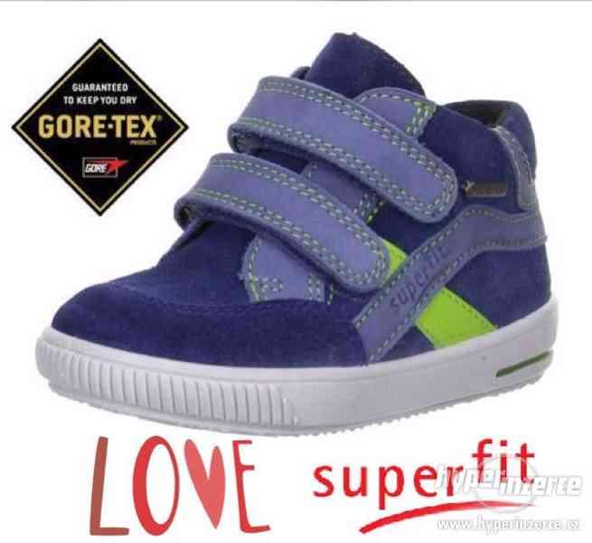 Dětská obuv Superfit