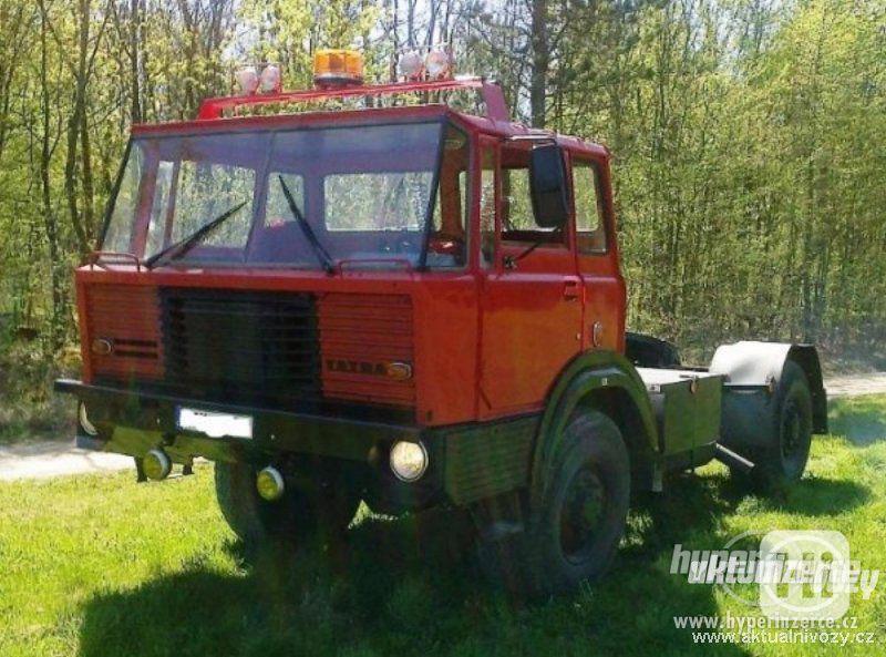 Tatra 813 tahač 4x4 na 34t