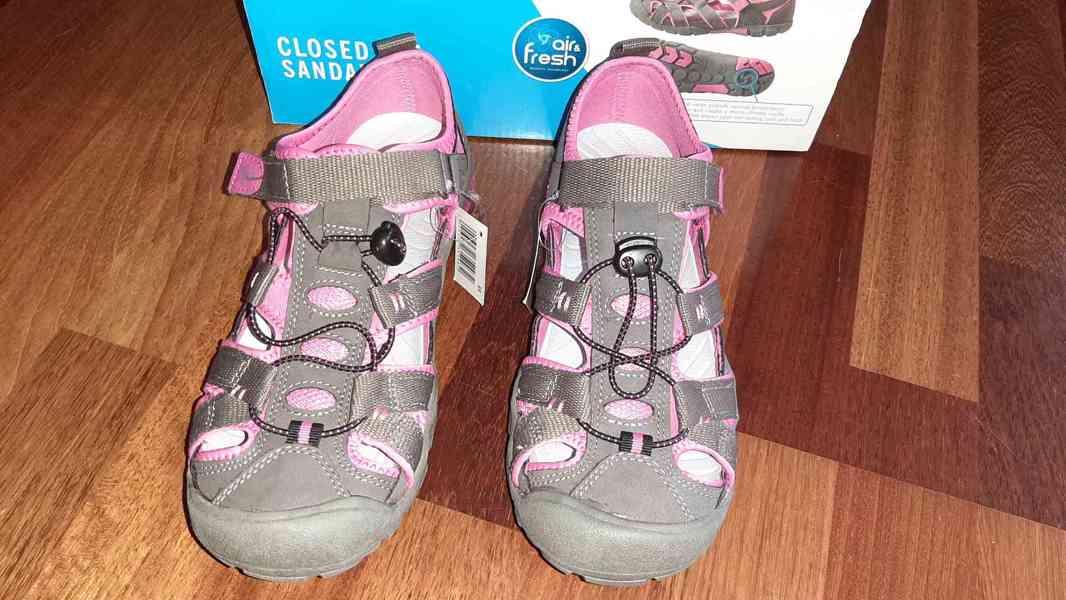 Sandály vel.38 NOVÉ - foto 2