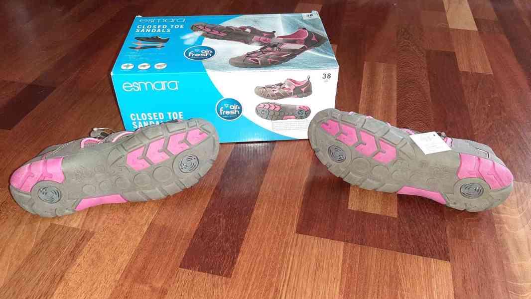 Sandály vel.38 NOVÉ - foto 4
