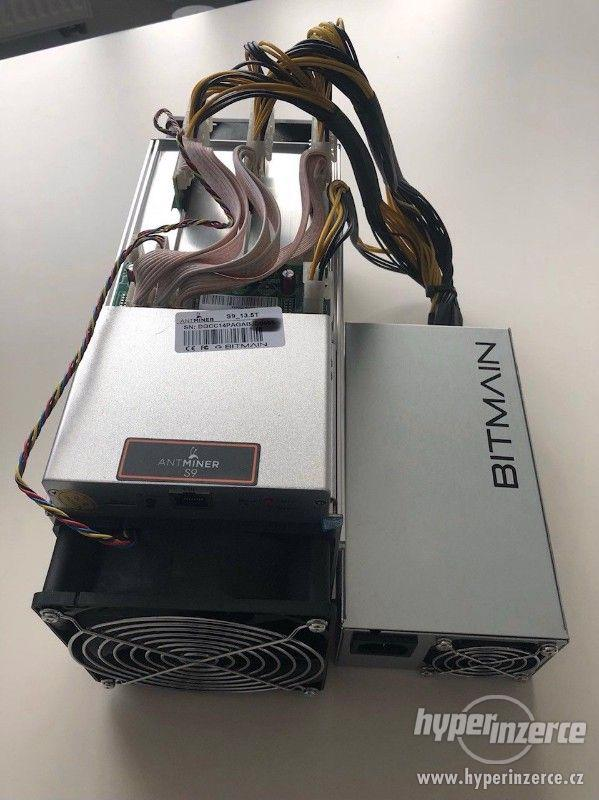 Antminer S9 14 TH/S 16nm ASIC Bitcoin Miner