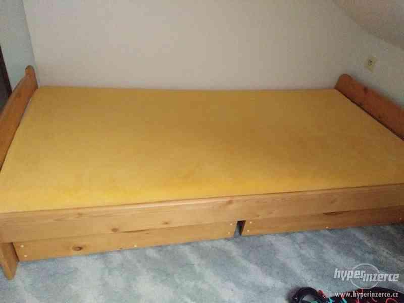 Dětská postel s matrací - foto 4