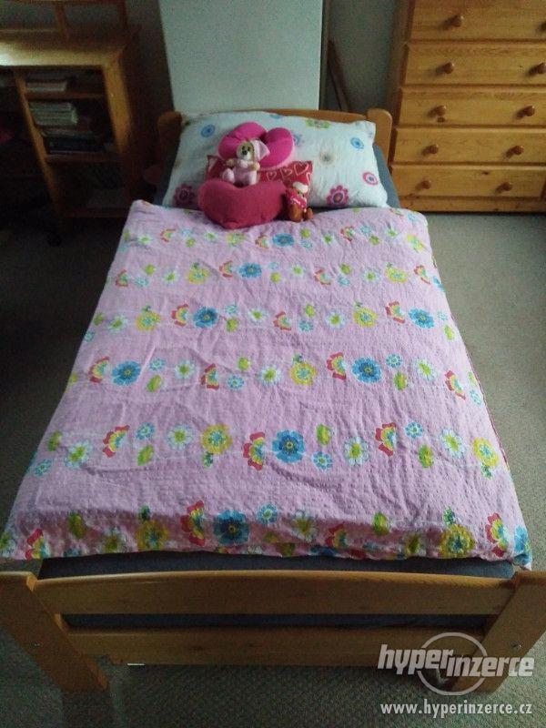 Dětská postel s matrací - foto 3