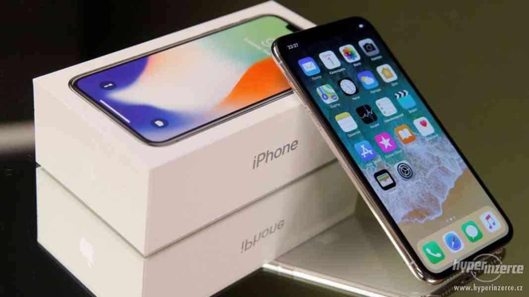 Apple iPhone X 256GB CZ